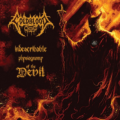 Coldblood - Indescribable Physiognomy Of The Devil