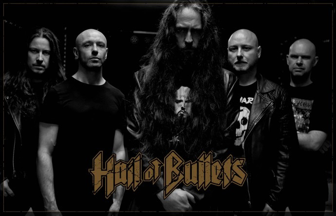 Hail of Bullets 2016