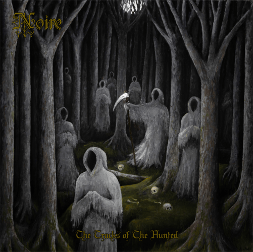 Noire-The Tracks of the Hunted Cover