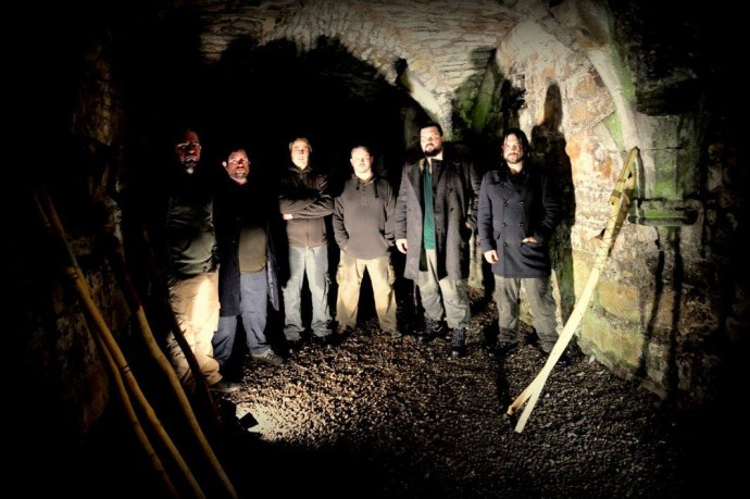 Old Corpse Road band