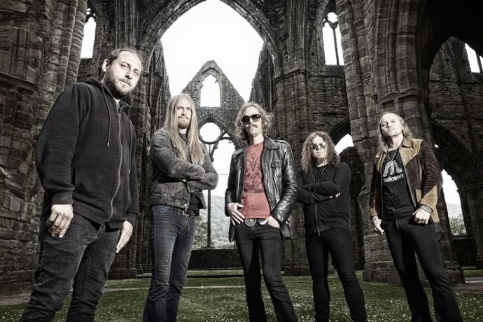 Opeth 2016-photo by Stuart Wood