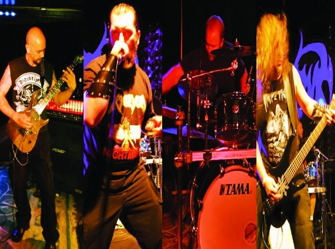 Abominant band photo
