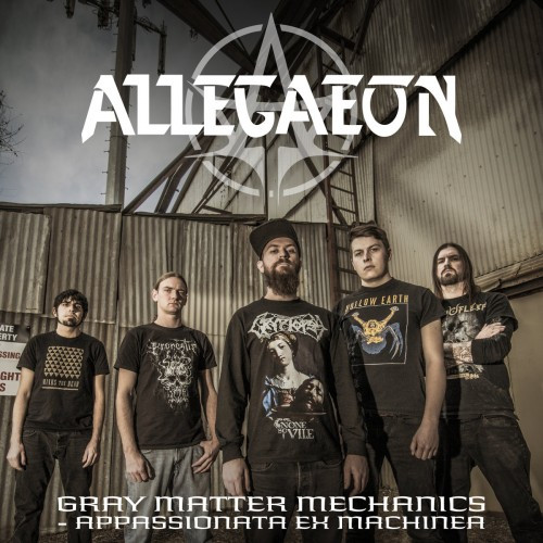 Allegaeon-Gray Matter Mechanics