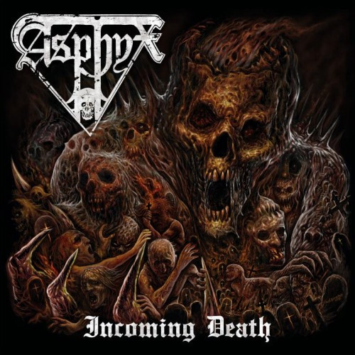 Asphyx-Incoming Death