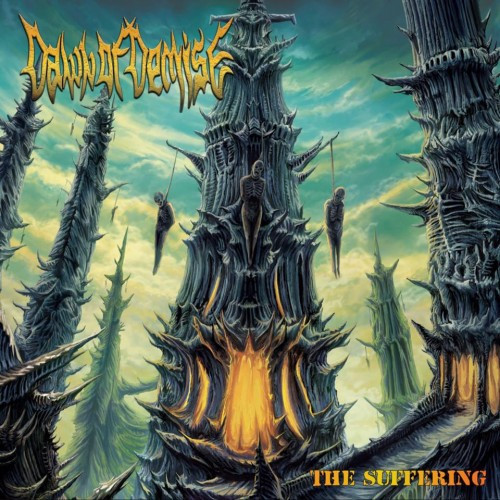 Dawn of Demise-The Suffering