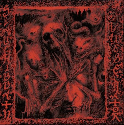 Grave Desecrator-Slaughtbbath split