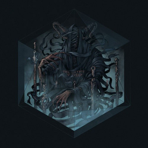 Hannes Grossmann-The Crypts of Sleep