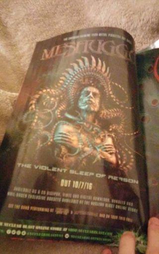 Meshuggah revolver ad-1