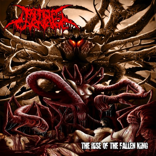 Pit of Carnage-Rise of the Fallen King