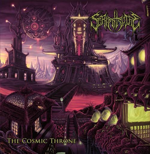 Serpentspire-The Cosmic Throne
