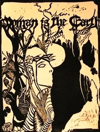 Woman is the Earth-Of Dirt