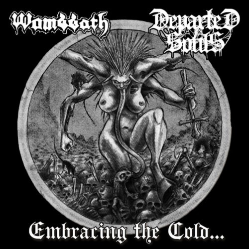 Wombbath-Departed Souls split