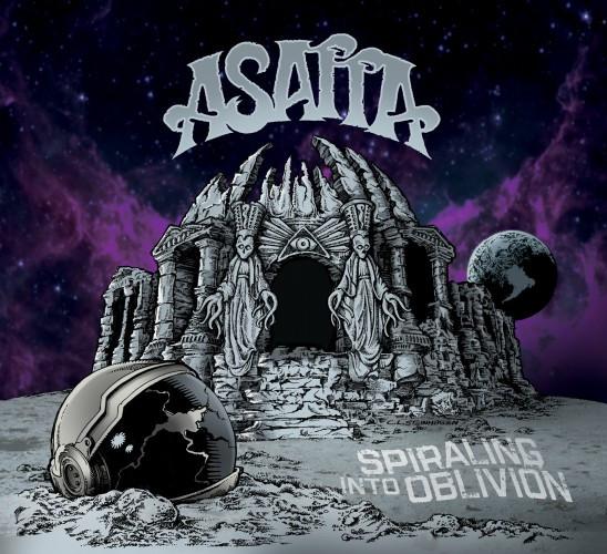 Asatta-Spiraling Into Oblivion