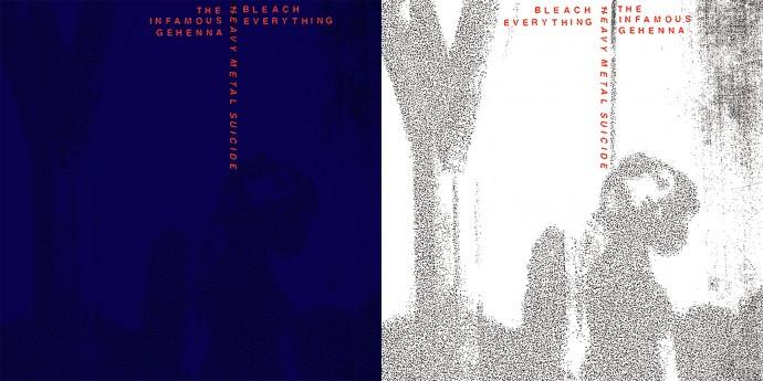 Gehenna-Bleach Everything both covers