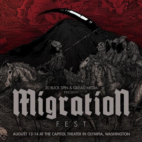 Migration Fest poster