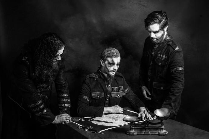 Necronautical band
