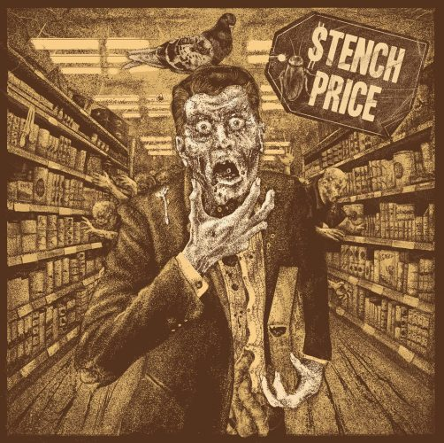 Stench Price album art
