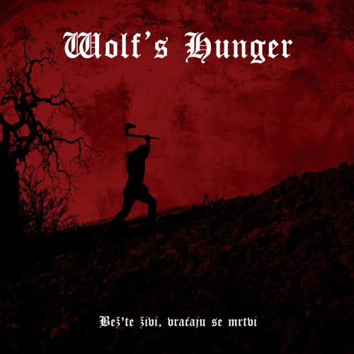 Wolf's Hunger cover art