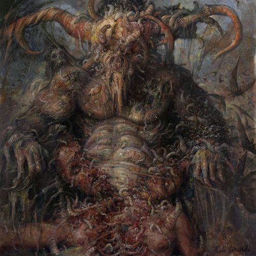 Brutally Deceased-Satanic Corpse