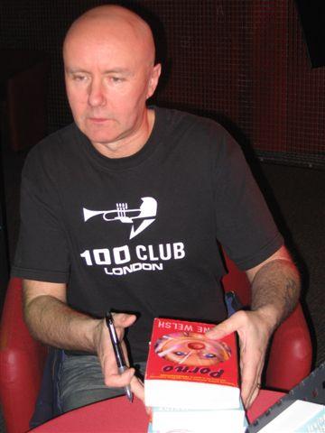 Irvine Welsh 2008