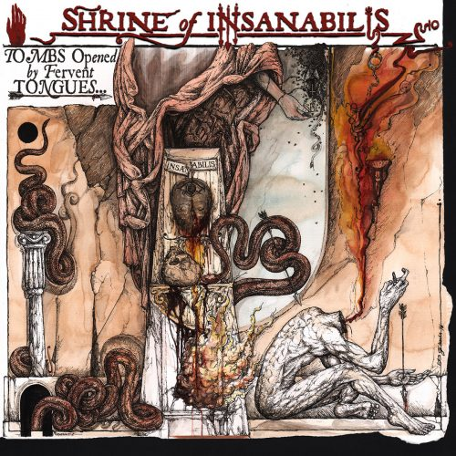 Shrine of Insanabilis-Tombs cover