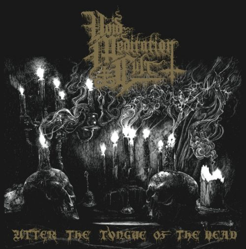 Void Meditation Cult-Utter the Tongue Of The Dead