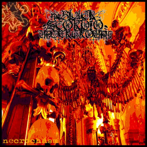 black-scorpion-underground-necrochasm