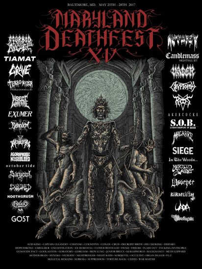 MDF 2017: THE GOOD, THE BAD, AND THE BRUTAL
