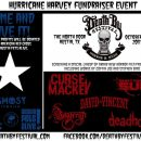 DEATH BY FESTIVAL: HURRICANE HARVEY RELIEF EVENT