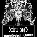 THE INFERNAL SEA / DAWN RAY'D / UNDERDARK – NOTTINGHAM – NOV 17, 2017