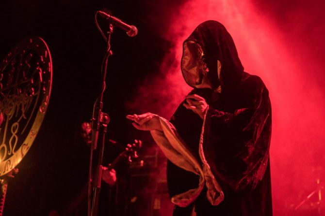 AN NCS INTERVIEW: MEPHORASH - NO CLEAN SINGING