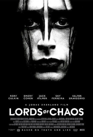 LORDS OF CHAOS (THE MOVIE) - NO CLEAN SINGING