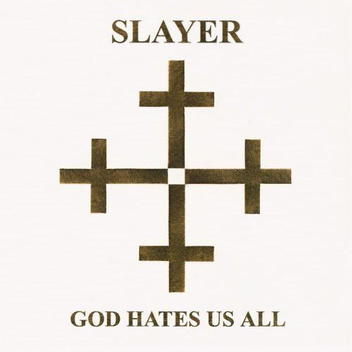 "HIGHER CRITICISM: SLAYER (PART 10) - ""GOD HATES US ALL"" - NO CLEAN SINGING"