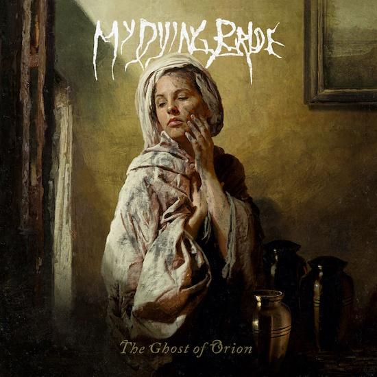 Αποτέλεσμα εικόνας για my dying bride the ghost of orion review